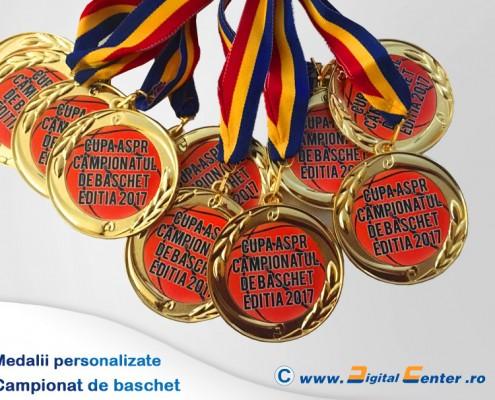 medalii baschet