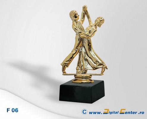 figurina trofeu dansatori