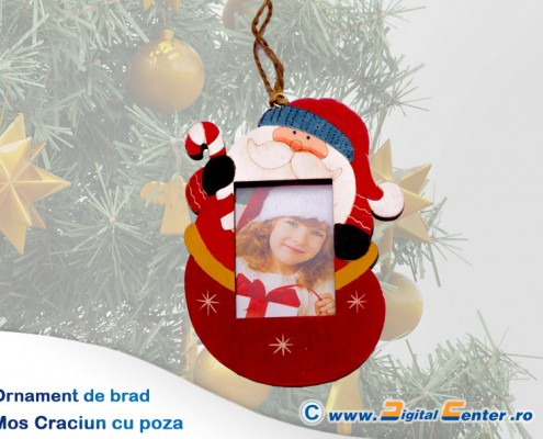 ornament brad de craciun